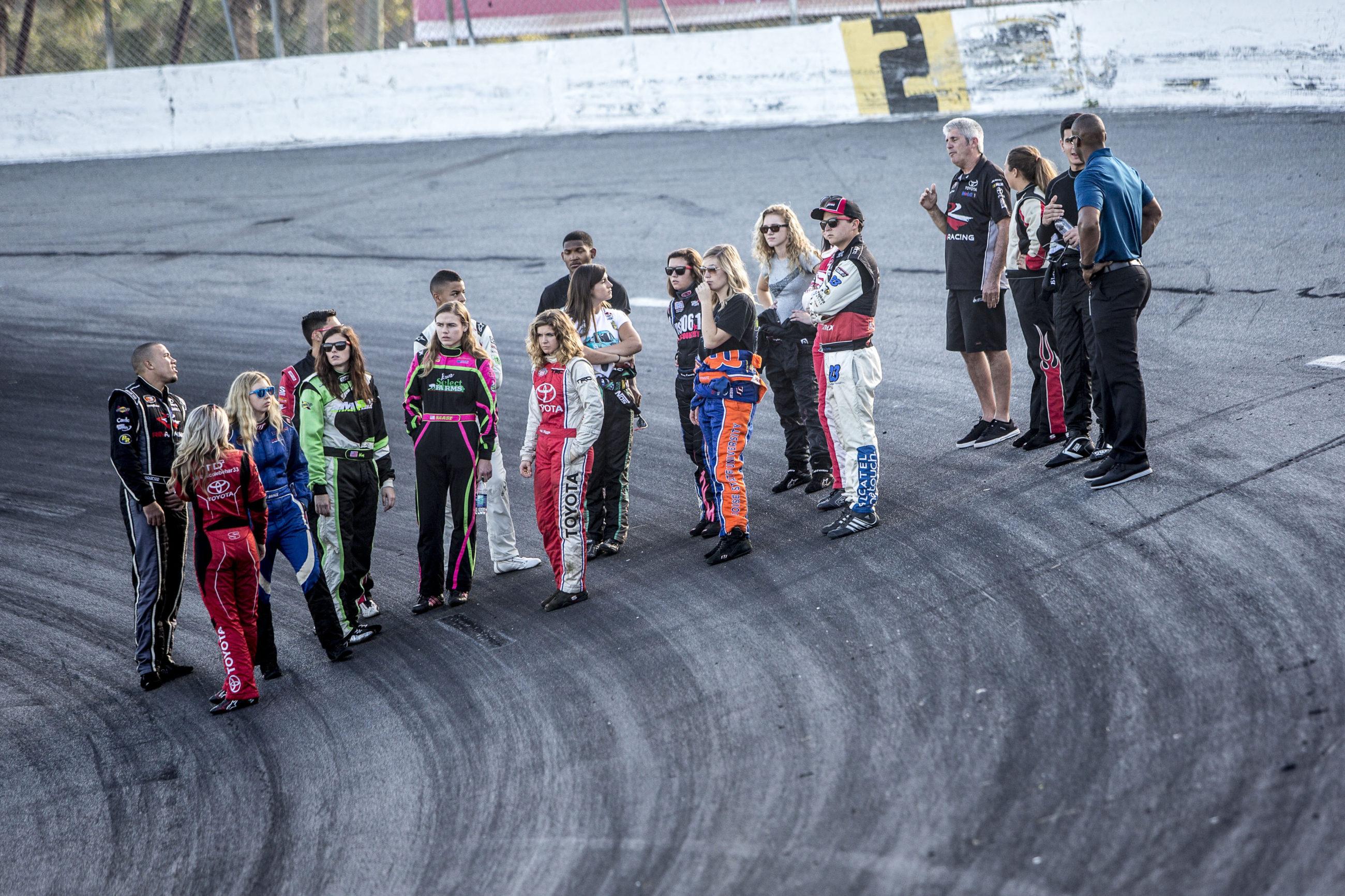 2016 NASCAR Drive for Diversity Drivers - Rachael Frost Winner