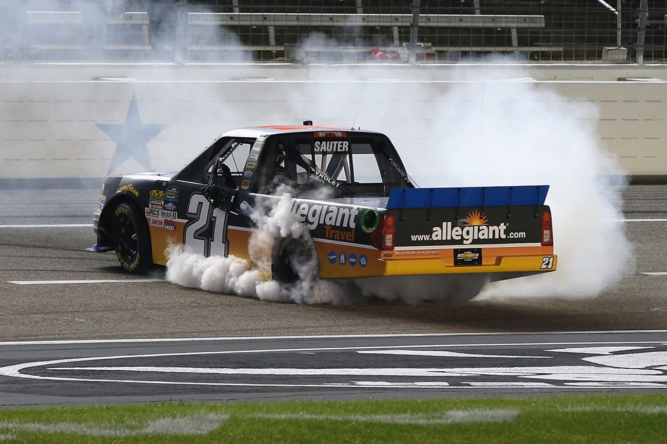 2016 NASCAR Truck Series Classic Points Standings - Non Chase