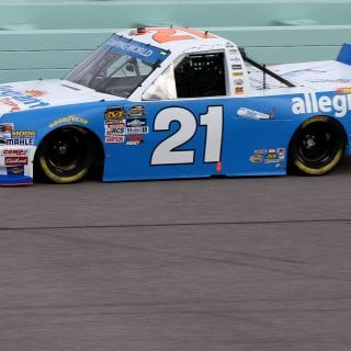 2016 NASCAR Truck Series Points Led by Johnny Sauter