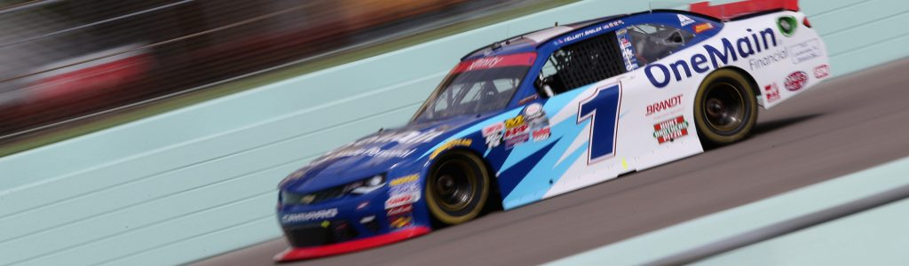 2016 NASCAR Xfinity Classic Points Standings – Non Chase