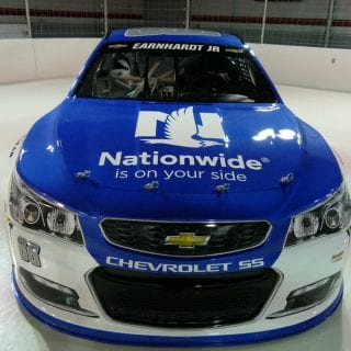 2017 Dale Jr Paint Scheme Released - Nationwide 88 Car