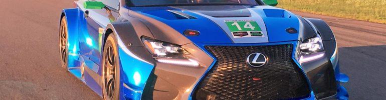 3GT Racing Signs Jack Hawksworth and Robert Alon