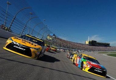 A New NASCAR Sponsor Isn't Needed - NASCAR Sprint Cup Series
