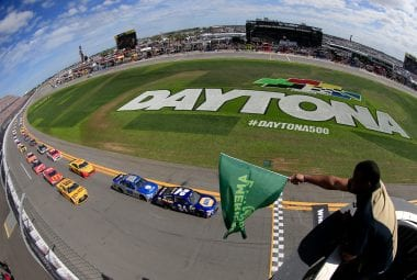 A New NASCAR Sponsor Isn't Wanted - Daytona 500 Marketing