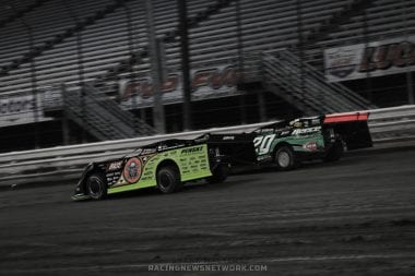Are we witnessing a World of Outlaws boycott by Lucas Oil Drivers