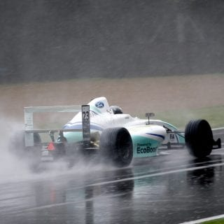 Billy Monger British F4 Driver