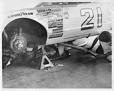 BorgWarner NASCAR Parts - 1979 Daytona 500