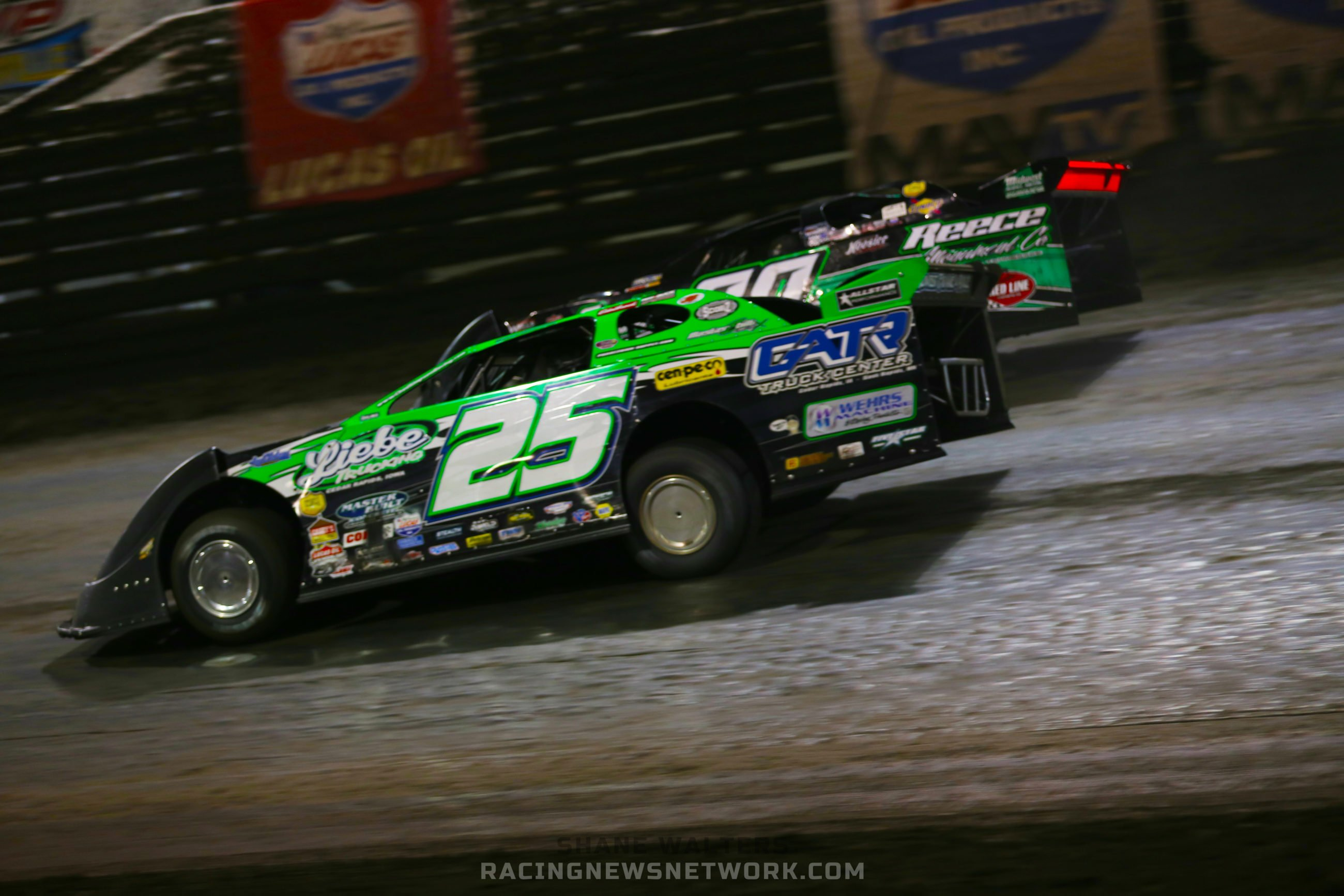 Dirt Track Racing Adopts Unified Dirt Late Model Council Safety Specs