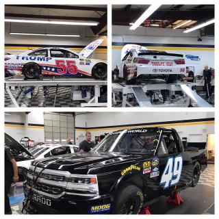 Donald Trump NASCAR Sponsored car
