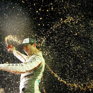 Final 2016 NASCAR XFINITY Series Championship Points Led by Daniel Suarez