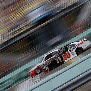 Final 2016 NASCAR XFINITY Series Championship Points after Homestead Miami Speedway