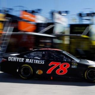 First Foreign Auto Manufacture Champion in NASCAR - Martin Truex Jr Toyota