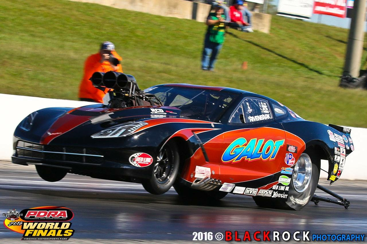 GALOT Motorsports Drivers Kevin Rivenbark and John Strickland Win PDRA Title