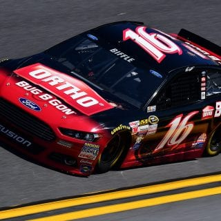Greg Biffle Leaving Roush Fenway Racing - New NASCAR Free Agent