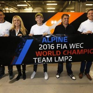 Gustavo Menezes World Endurance Championship LMP2 Photos