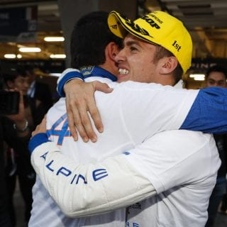 Gustavo Menezes World Endurance Championship Photos