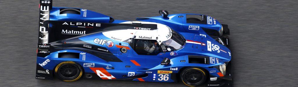 American Wins FIA World Endurance Championship Title