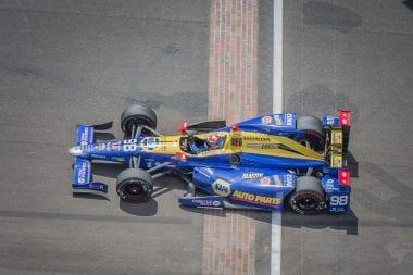 Indy 500 Winner Entered in 2016 SKUSA SuperNationals - Las Vegas Karting Event