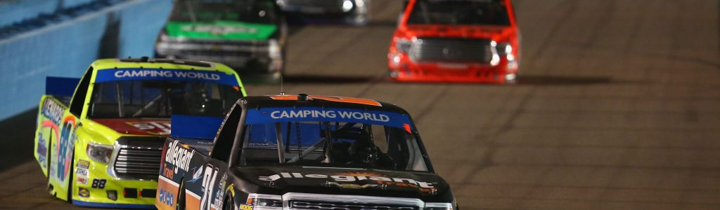 2016 NASCAR Truck Series Classic Points Standings – Non Chase