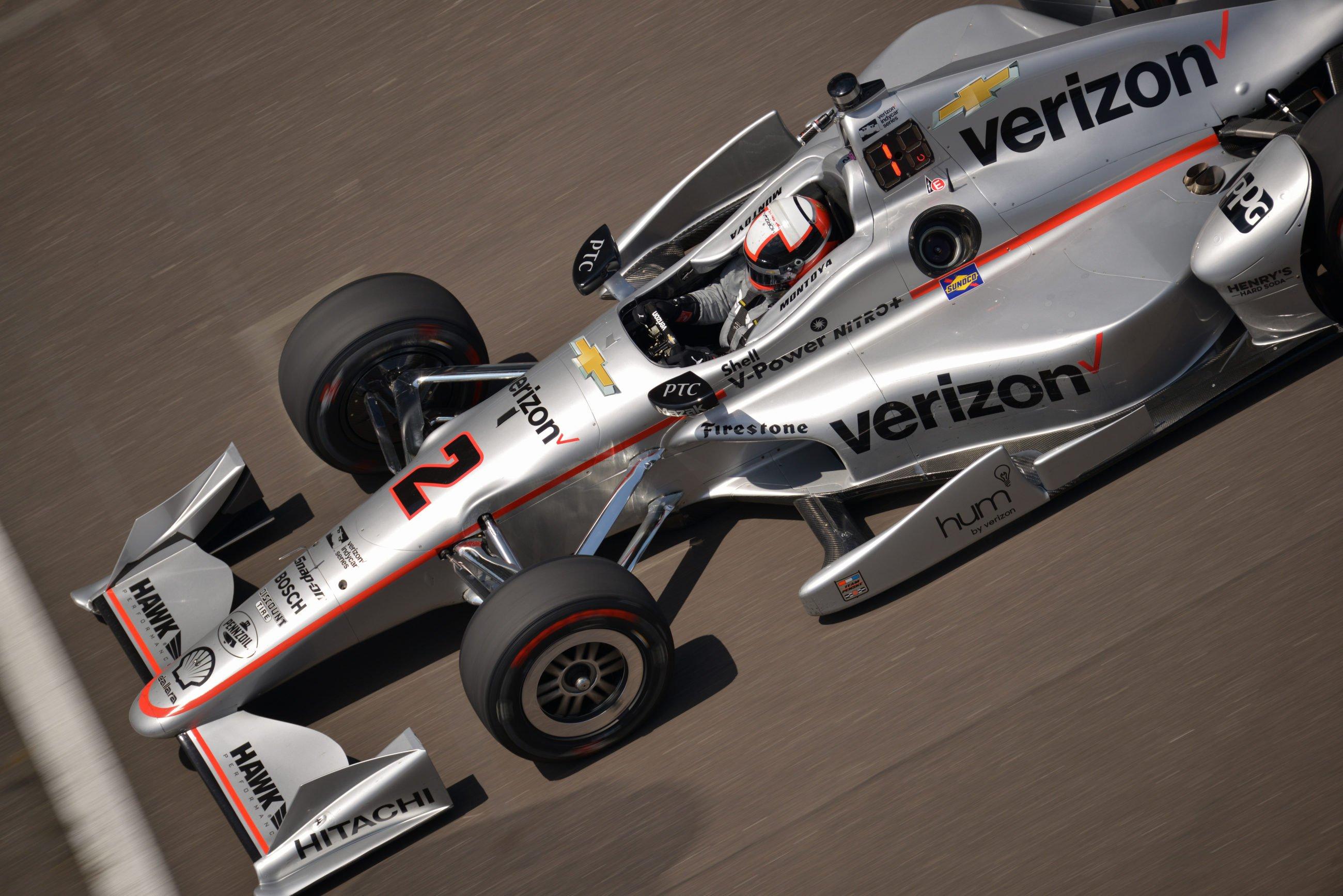 Juan Pablo Montoya Returns to Team Penske for 2017 Indianapolis 500