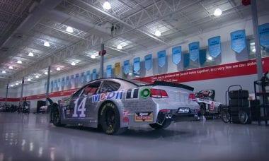 Last Tony Stewart Paint Scheme - Always a Racer Paint Scheme