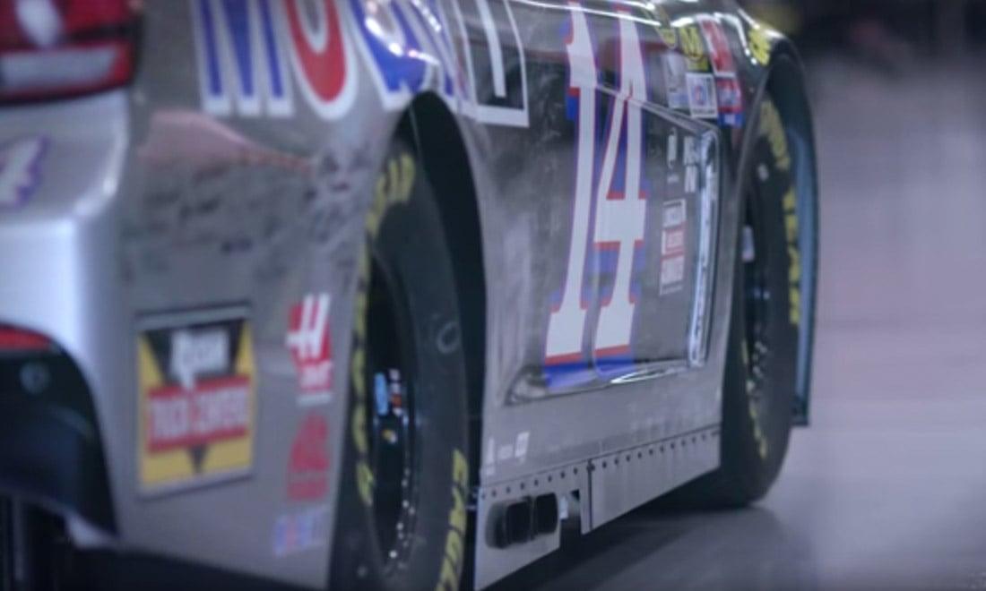 Last Tony Stewart Paint Scheme - Always a Racer Wrap