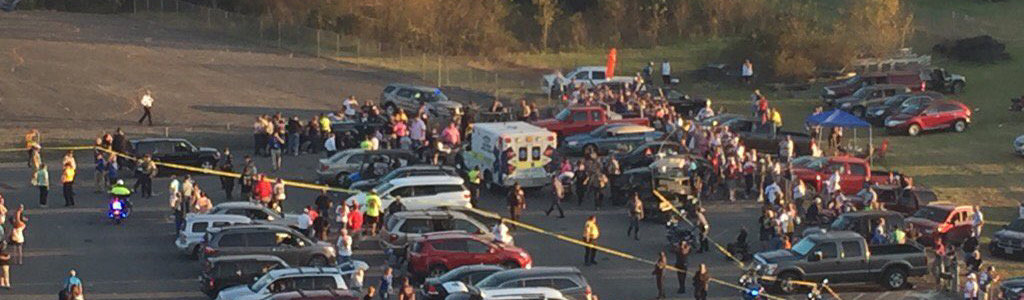 Man Charged after Running Over People with Car at Martinsville Speedway