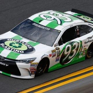 Matt DiBenedetto Tayota NASCAR Driver