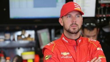 Michael Annett 2017 JR Motorsports Driver