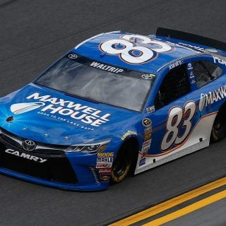 Michael Waltrip Toyota Racing Car