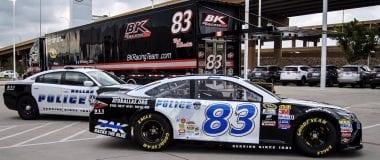 NACSAR Police Car - BK Racing 83