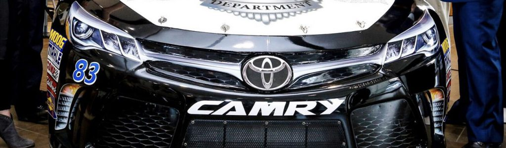 NASCAR Police Car will be Raced at Texas Motor Speedway