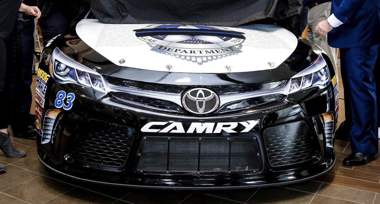 NACSAR Police Car Photos - BK Racing 83 copy