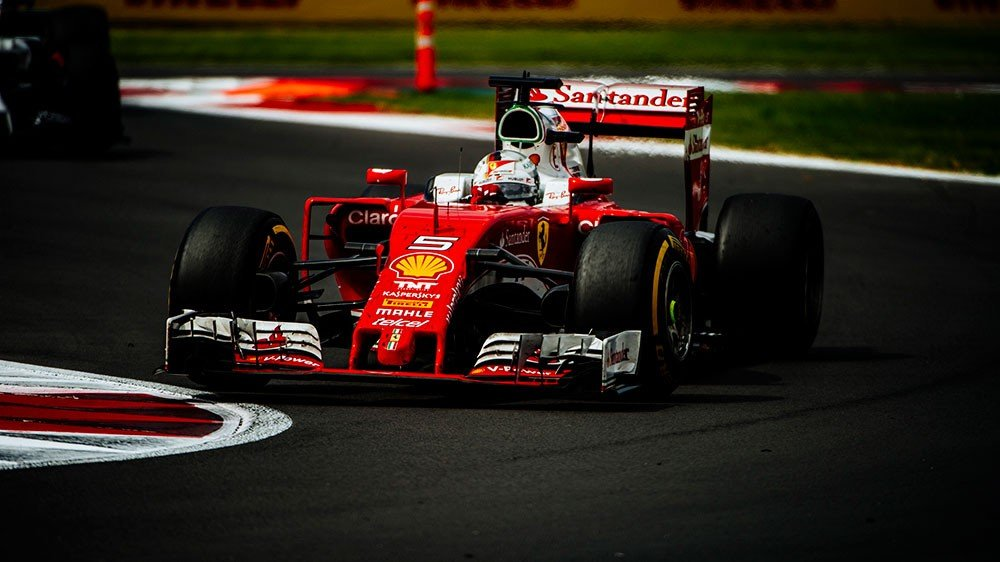 Podium Finish Stripped from both Verstappen, Vettel in Mexican Grand Prix