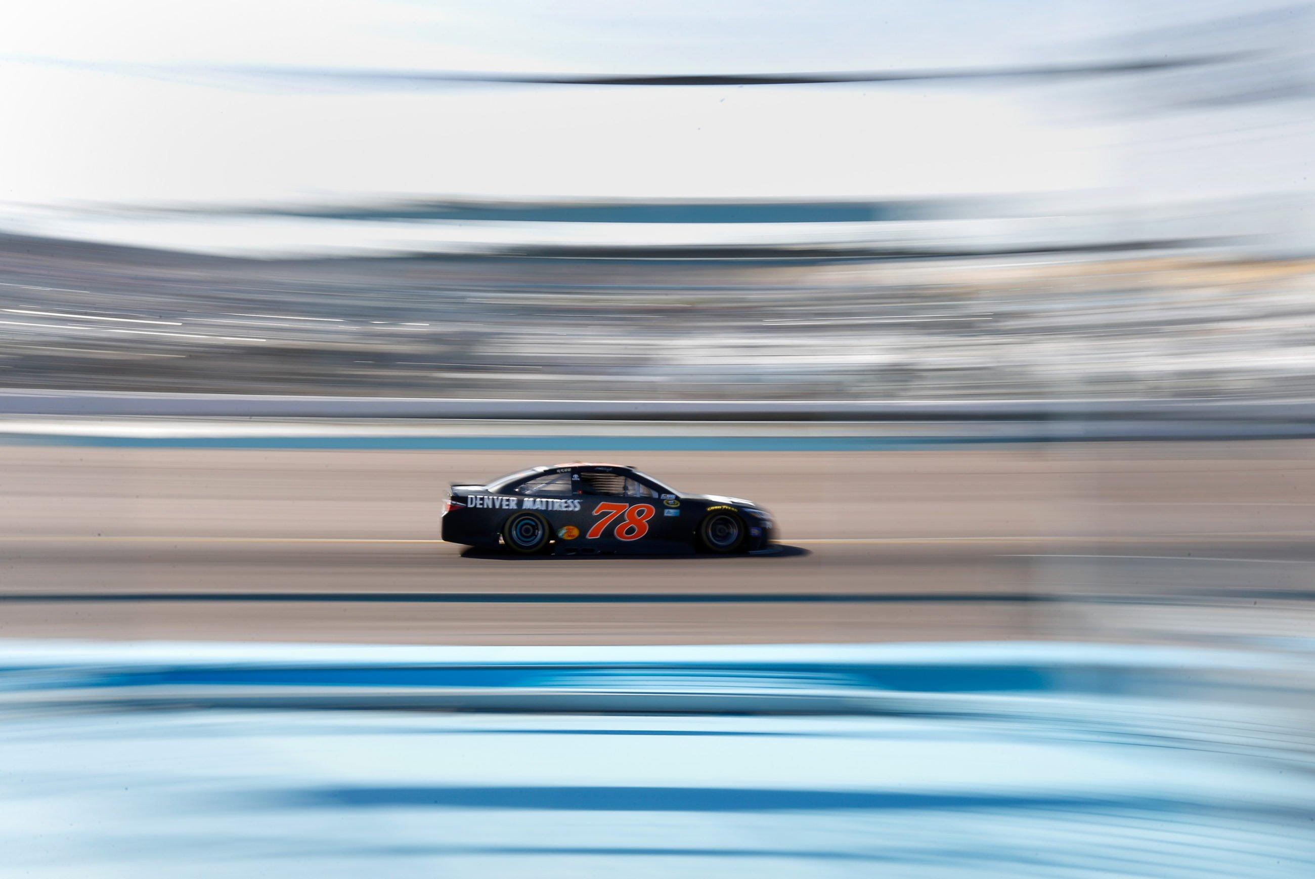 Pull up to Pit Penalty - Phoenix International Raceway
