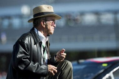 Roush Fenway Racing Reduced to Two Car Team - Jack Roush