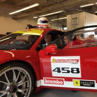 Rusty Wallace Racing Ferrari Challenge Event at Daytona