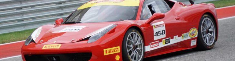 Rusty Wallace Racing Ferrari at Daytona