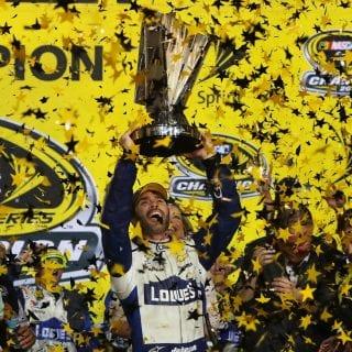 Seven-Time NASCAR Champion Jimmie Johnson