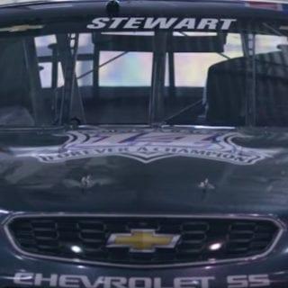 Smokes Final Ride - NASCAR Sprint Cup Series