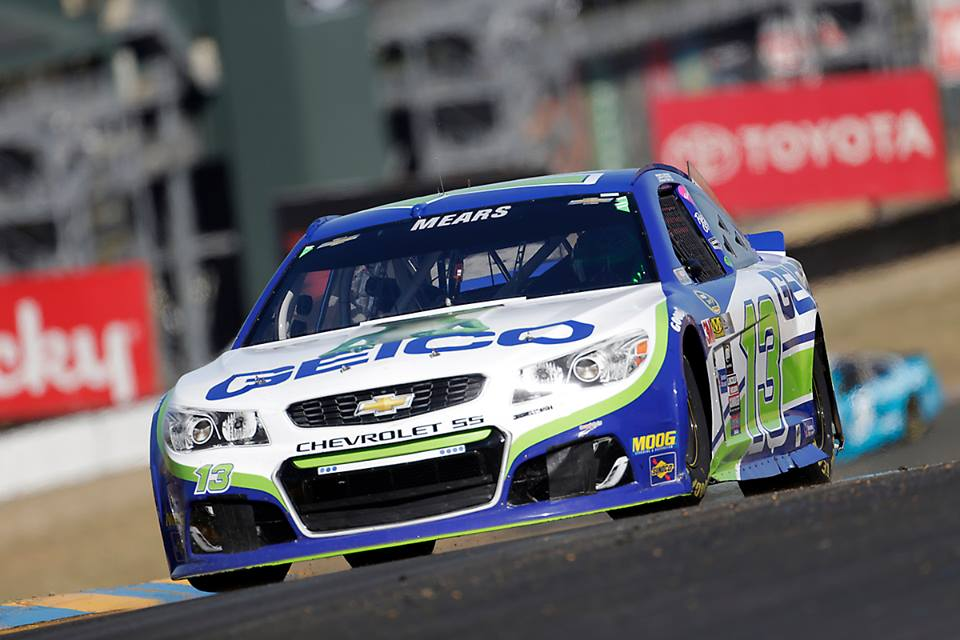 Ty Dillon Replacing Casey Mears at Germain Racing