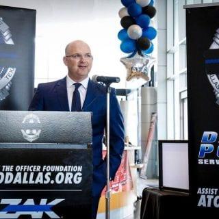 Vic Keller - Dallas Police