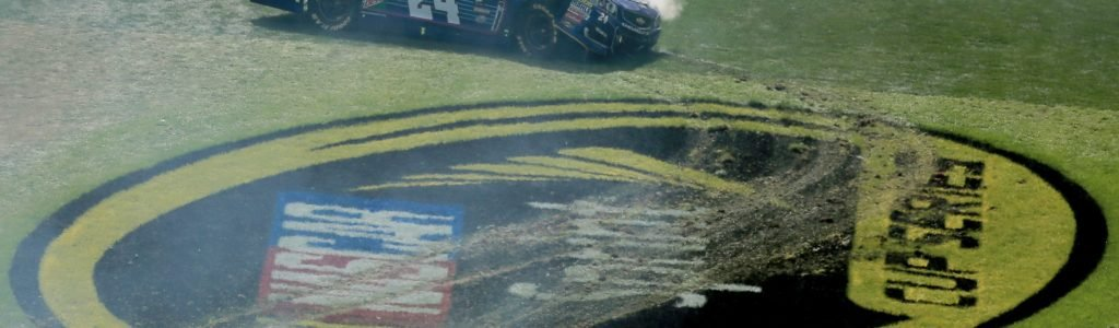 Who is going to sponsor NASCAR in 2017?
