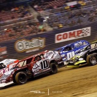 2016 Gateway Dirt Nationals Modified Racing 6922