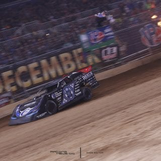 2016 Gateway Dirt Nationals Results - Saturday - Dirt Late Models - Scott Bloomquist 9215