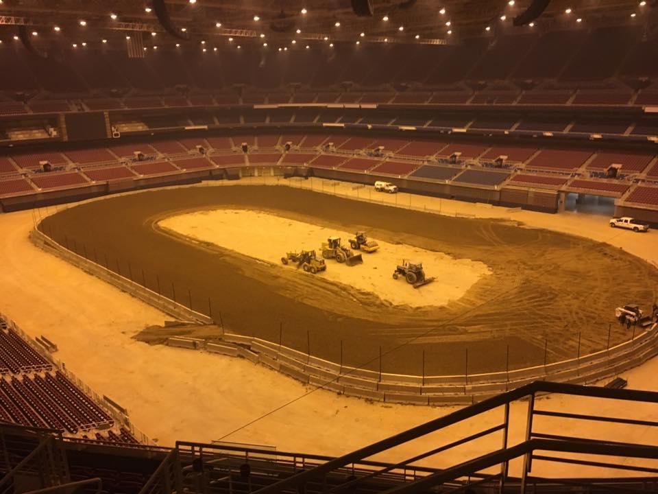 2016 Gateway Dirt Nationals Schedule - Edward Jones Dome St Louis