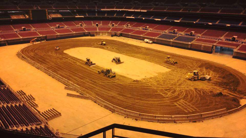 2016 Gateway Dirt Schedule - Edward Jones Dome St Louis