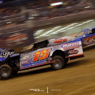 2016 Gateway Nationals Dirt Modified Photos Friday 7423