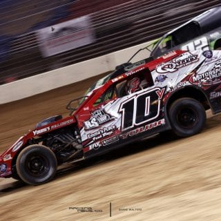 2016 Gateway Nationals Dirt Modified Racing 9453
