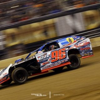 2016 Mike McKinney Racing Dirt Modified Photo 7613